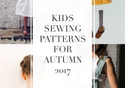 Fall Sewing Patterns For Kids Kids Fall Sewing Patterns 2017 Kid Clothes For Fun Pinterest