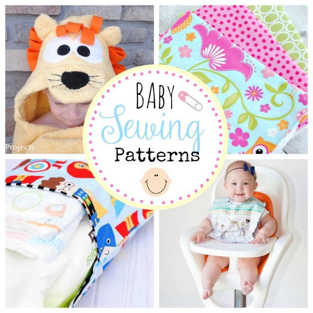 Free Baby Sewing Patterns 25 Things To Sew For Ba