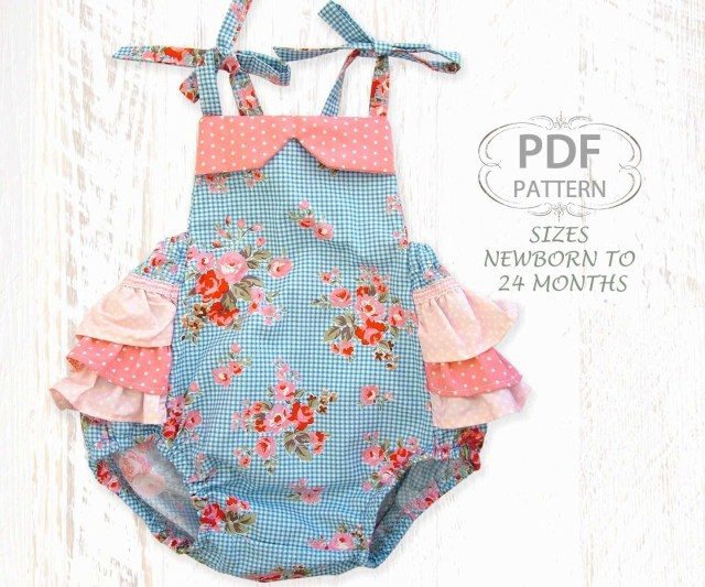 Free Baby Sewing Patterns Ba Clothes Patterns Free Cute 10 Must Sew Free Ba Dress Patterns