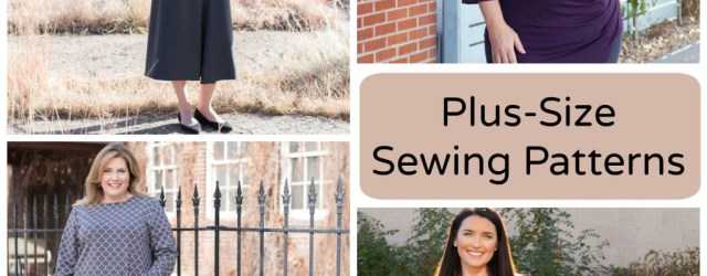 Free Plus Size Sewing Patterns 7 Plus Size Sewing Patterns Youll Love With Regard To Free