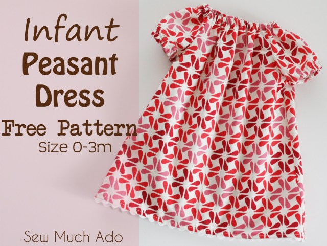 Free Sewing Patterns For Baby Diy Ba Project Round Up Weallsew