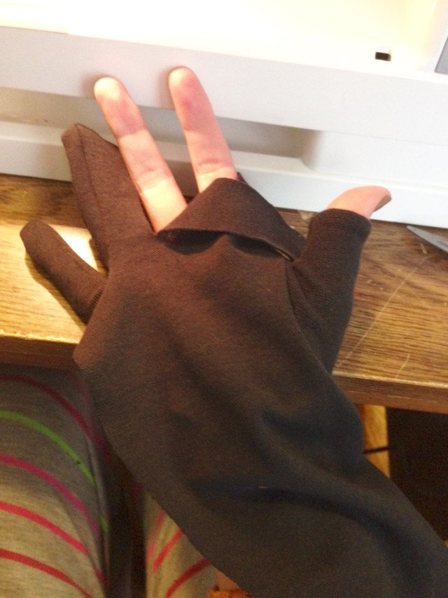 Glove Sewing Pattern Impas Gloves The Pen And Needle
