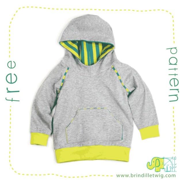 Hoodie Sewing Pattern Free Hoodie Sewing Pattern Girly Sewing Pinterest Hoodie