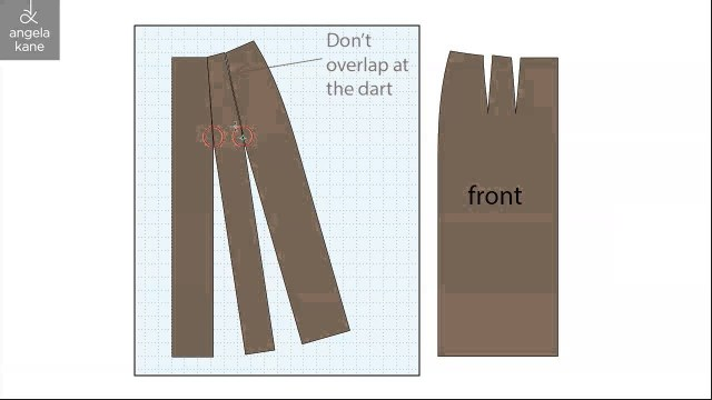How To Make A Sewing Pattern How To Make A Sewing Pattern Drafting An A Line Skirt From Angela