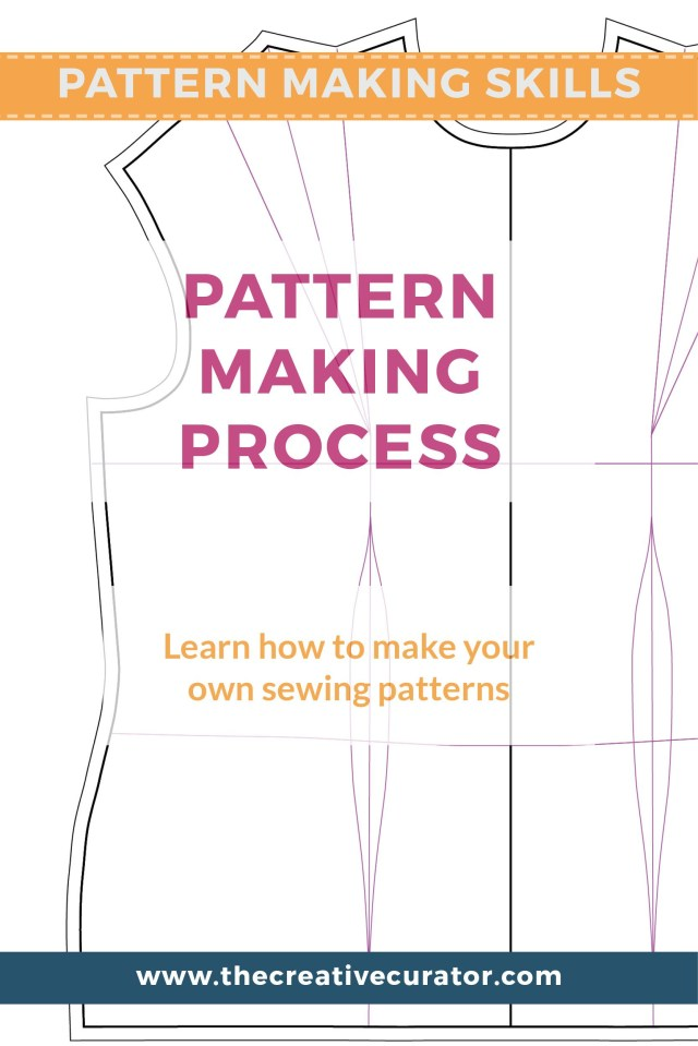 How To Make Sewing Patterns Learn How To Make Your Own Sewing Patterns Sewing Patterns