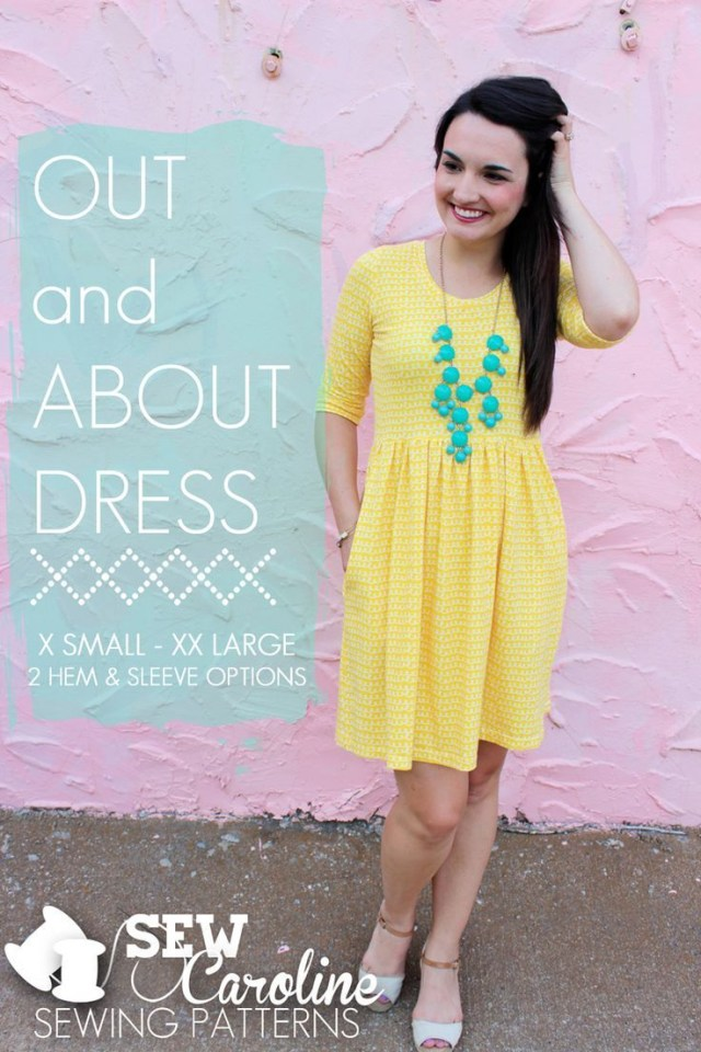 Indie Sewing Patterns Favorite Indie Sewing Patterns Out And About Dress Sewing Ahas