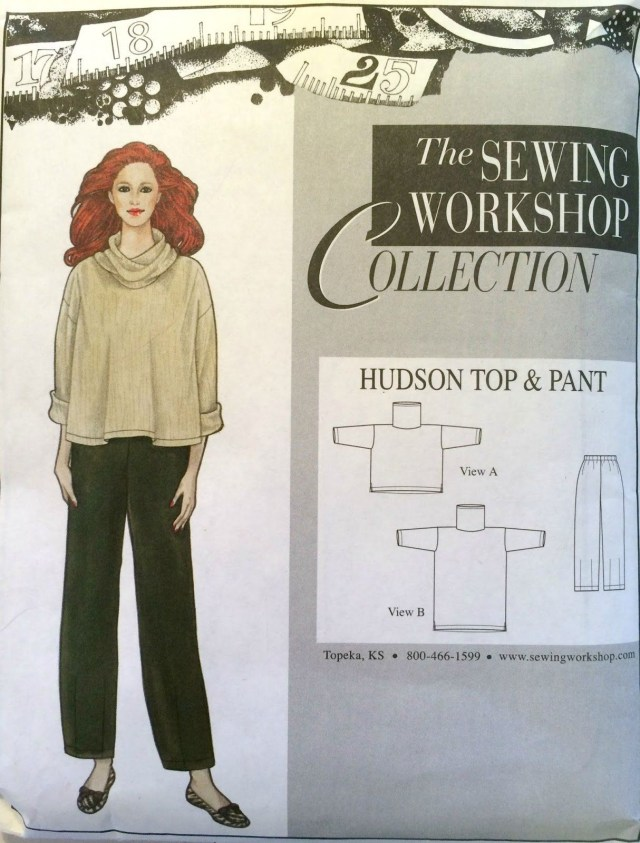 Indie Sewing Patterns Hudson Top And Pant Pattern Sewing Workshop Indie Pattern Love