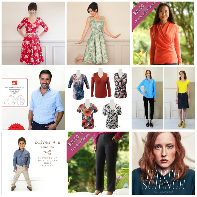 Indie Sewing Patterns New Indie Patterns October Edition 10417 Patternreview Blog