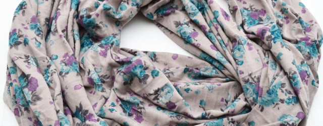 Infinity Scarf Sewing Pattern Sew A 15 Minute Infinity Scarf The Diy Mommy