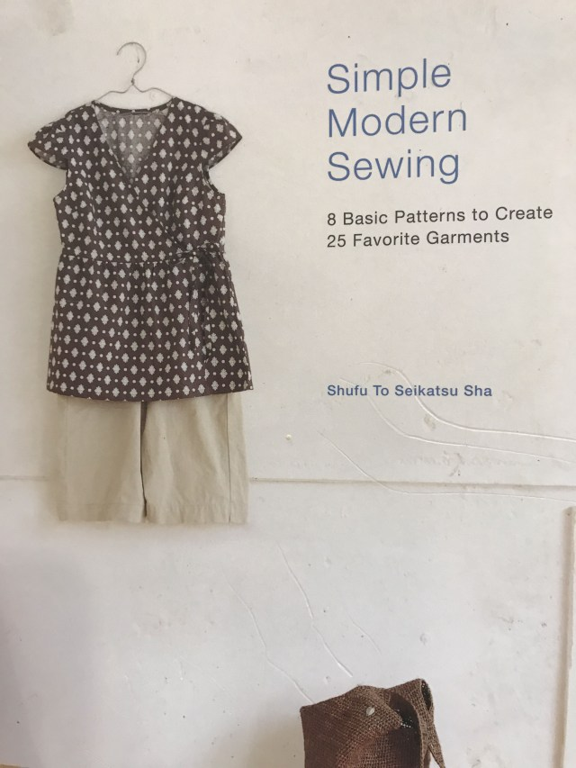 Japanese Sewing Patterns Simple Modern Sewing Japanese Sewing Patterns Sewing Patterns In