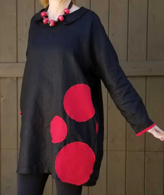 Japanese Sewing Patterns Third Floor Quilts Channeling Yayoi Kusama With A Japanese Sewing