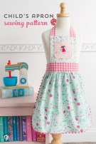Kids Patterns Sewing Daughters How To Sew Childrens Aprons A Free Childs Apron Pattern