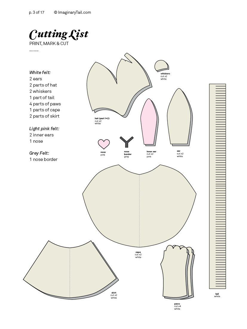 Mask Sewing Pattern Bunny Pattern Diy Costume Mask Sewing Tutorial Creative Play