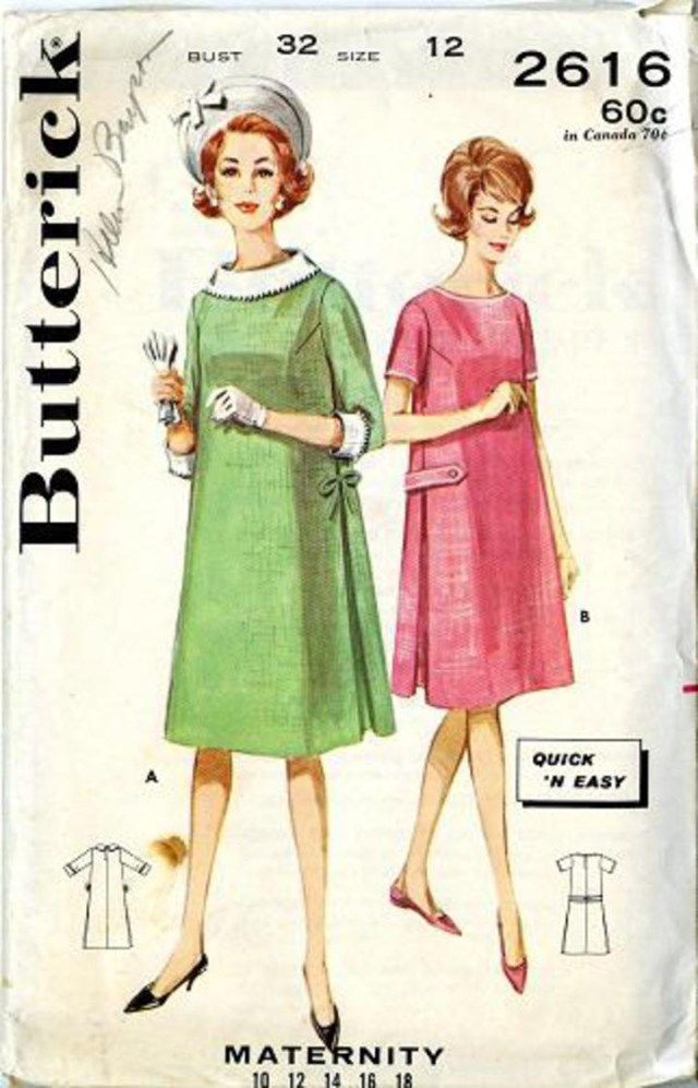 Maternity Sewing Patterns Vintage Pattern Warehouse Vintage Sewing Patterns Vintage Fashion