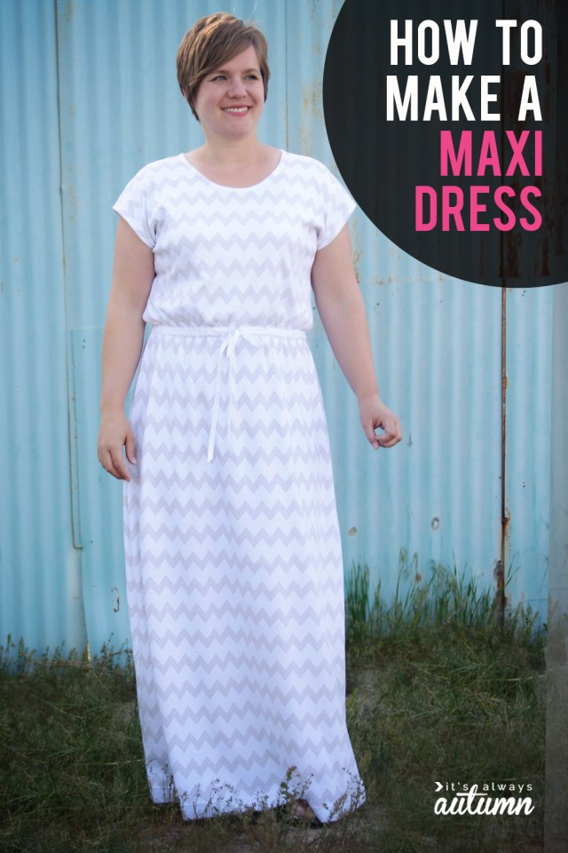 21+ Awesome Picture of Maxi Dress Sewing Pattern