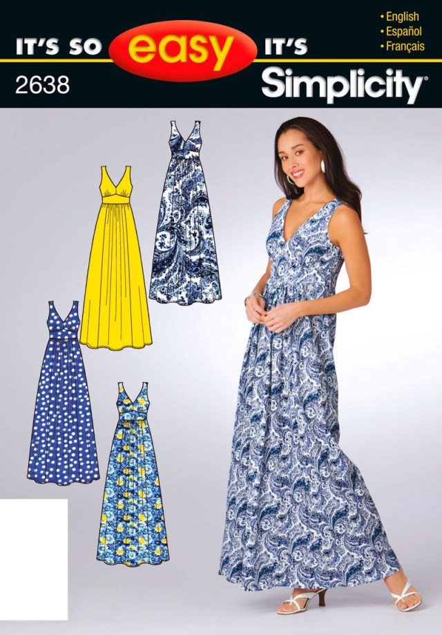 Maxi Dress Sewing Pattern Pin Lymari On Diy Projects To Sew Pinterest Sewing Sewing