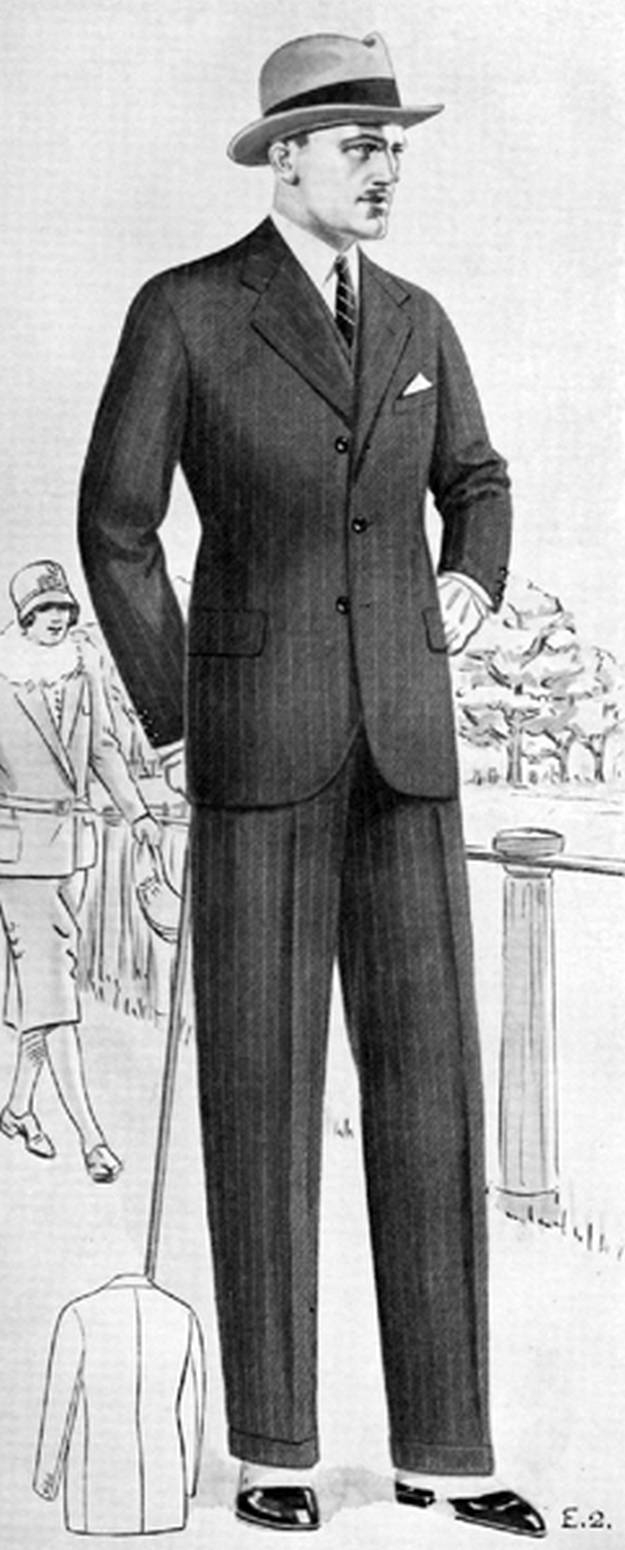 Mens Suit Sewing Patterns 53 Vintage Sewing Patterns From 1920s Through 1980s