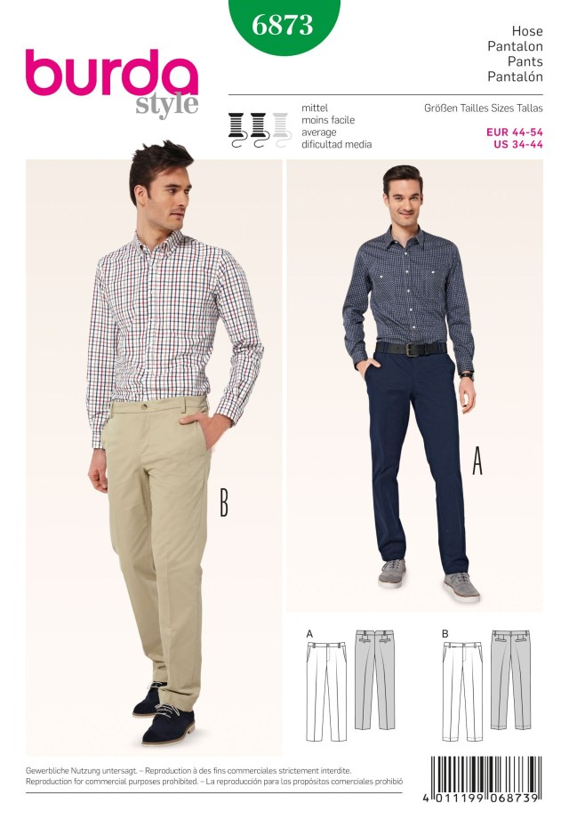 Mens Suit Sewing Patterns Burda 6873 My Sewing Pattern Collection Pinterest Sewing