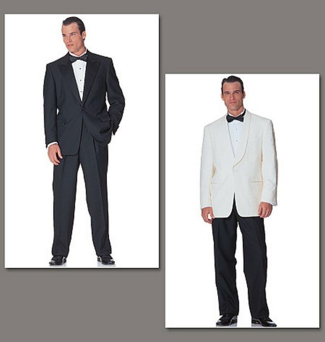Mens Suit Sewing Patterns Vogue Sewing Pattern Men S Jacket Pants Sizes 32 42 Inch V2383