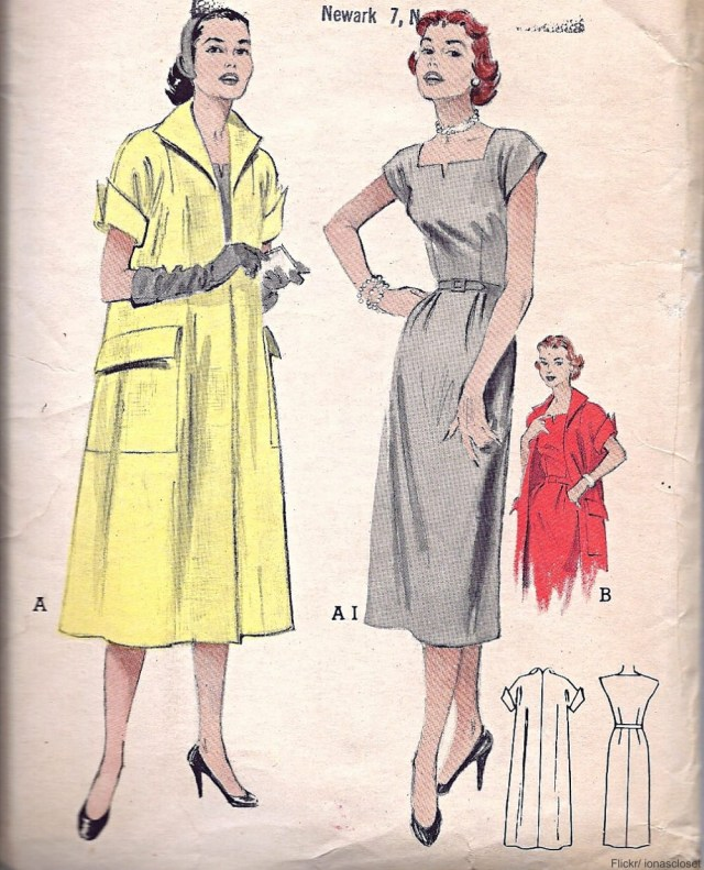 Old Sewing Patterns A Look Back At Vintage Sewing Patterns Is Reminder Of How