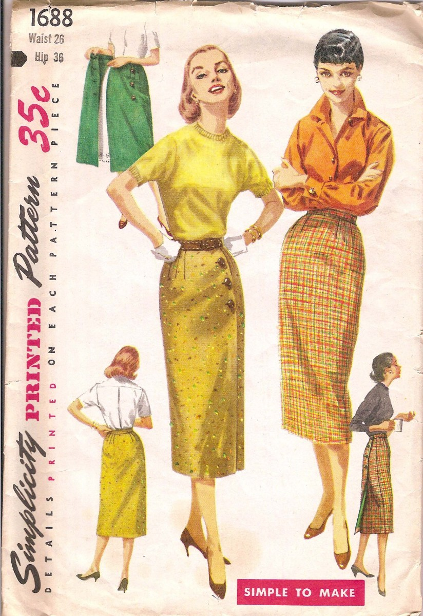 23+ Exclusive Image of Old Sewing Patterns