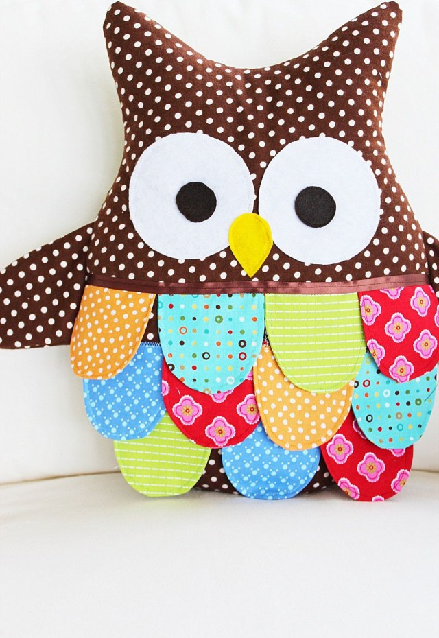 Owl Sewing Pattern Owl Sewing Pattern Owl Pillow Pattern Large Owl Pdf Pattern