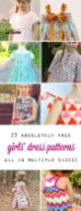 Pattern Design Sewing Dresses Free Girls Dress Patterns Charity Sewing Its Always Autumn