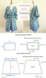 Pattern Design Sewing Dresses Free Sewing Pattern Tutorial Free People Inspired Summer Dress