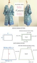 Pattern Design Sewing Dresses Free Sewing Pattern Tutorial Free People Inspired Summer Dress