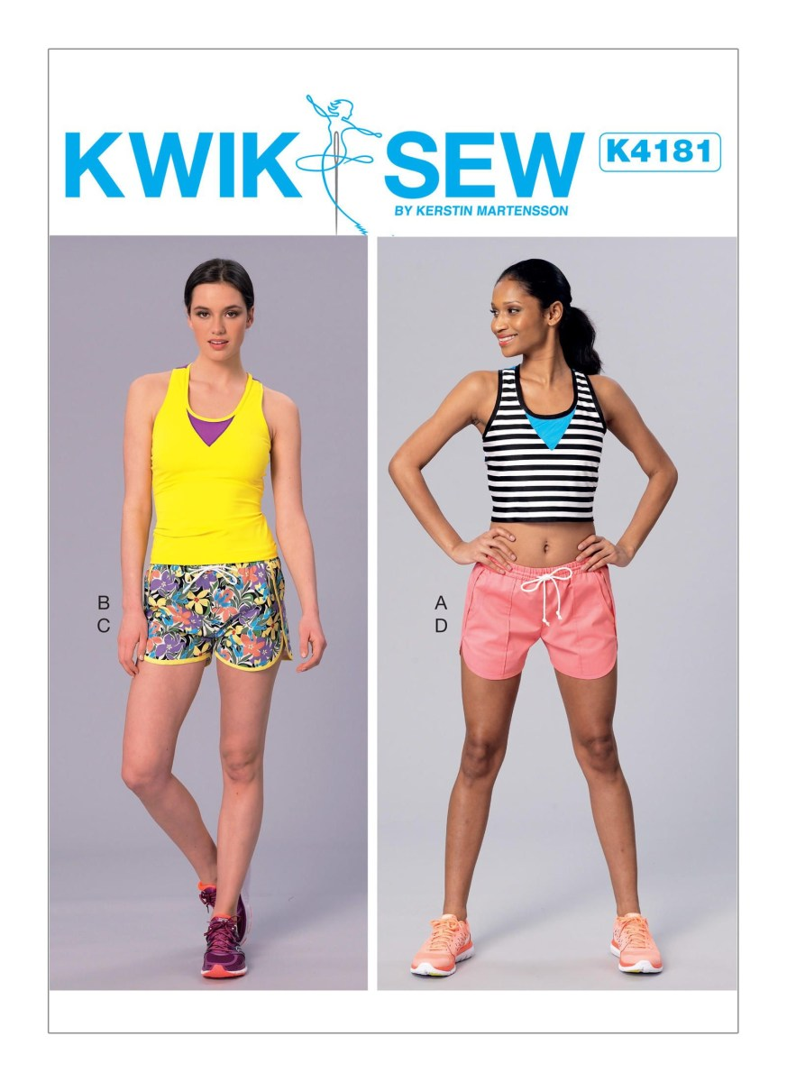 Quick Sew Patterns K4181 Kwik Sew Patterns Clothes Sewing Patterns Pinterest