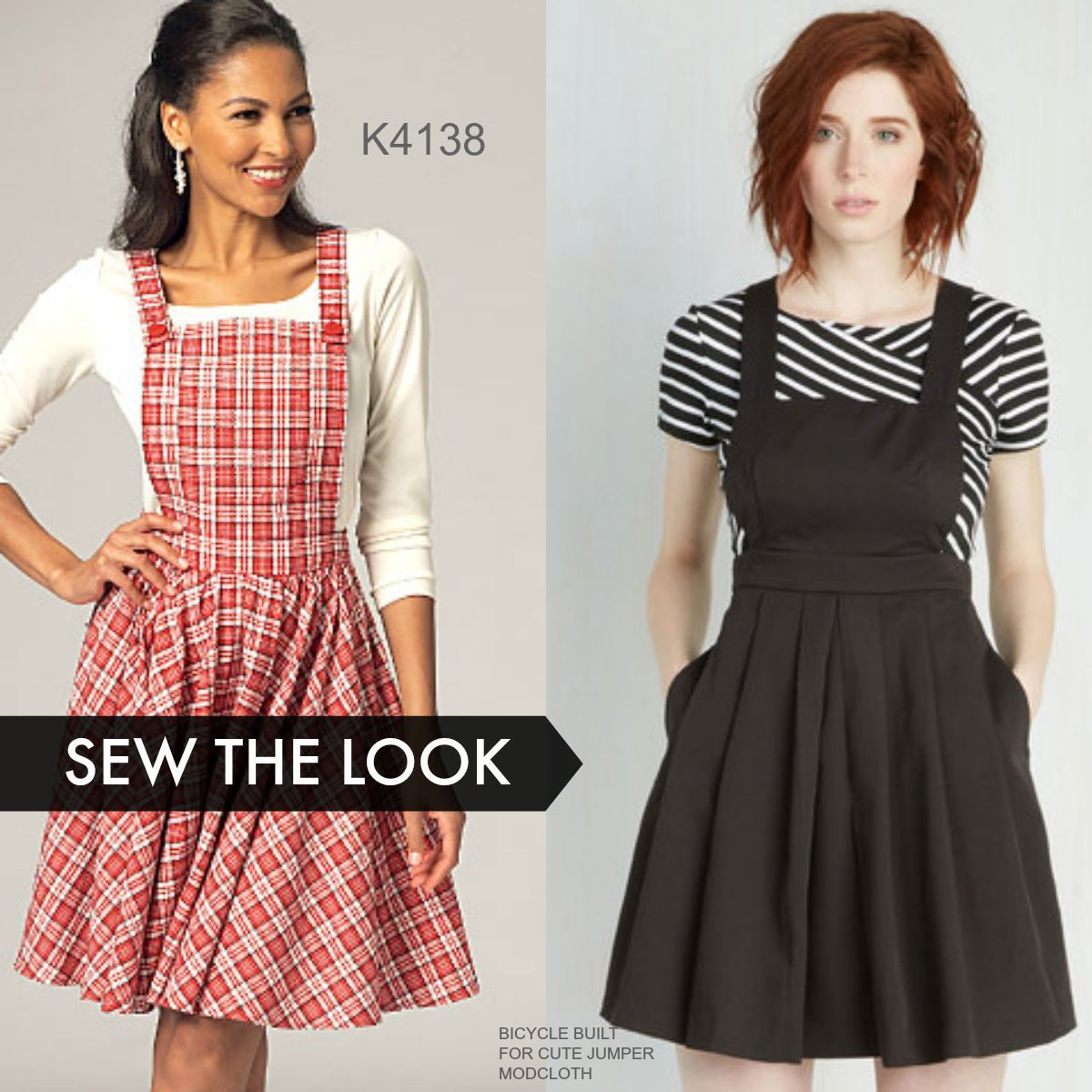 Quick Sew Patterns Sew The Look With Kwik Sew Jumper Sewing Pattern K4138 Make It