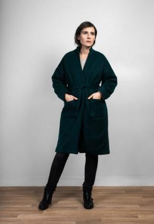 Sewing Pattern Womens Coat Top 10 Coat Sewing Patterns To Make This Winter The Foldline