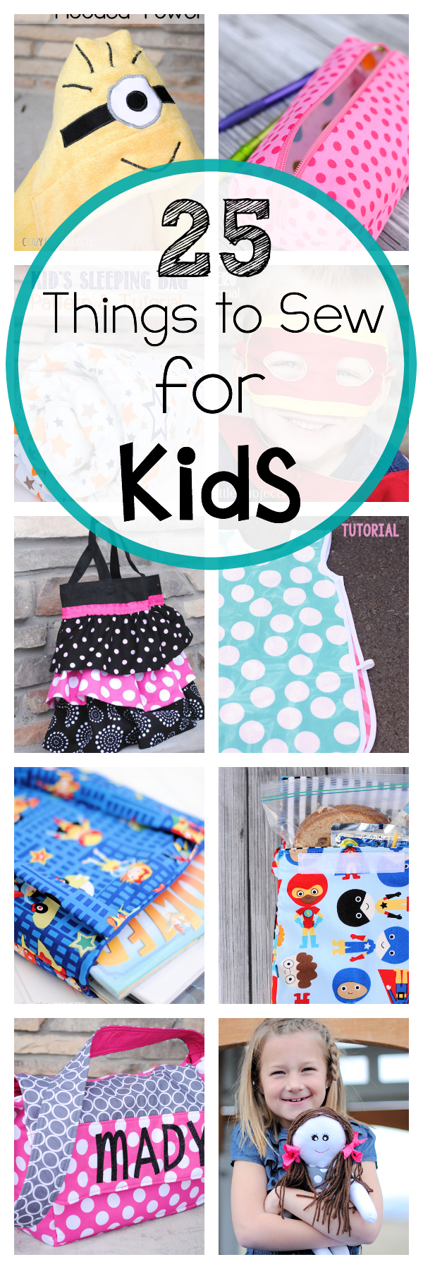 Sewing Patterns For Kids 25 Sewing Patterns For Kids Crazy Little Projects