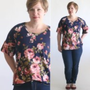 Shirt Sewing Pattern Womens 20 Free T Shirt Patterns You Can Print Sew At Home Its Always