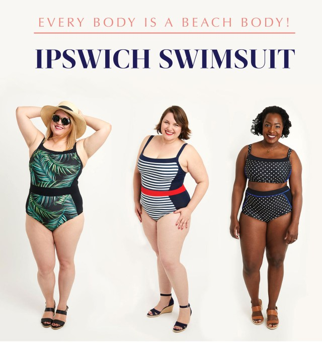 Swimsuit Sewing Patterns Its Here The Ipswich Swimsuit Sewing Pattern With Underwired Bra