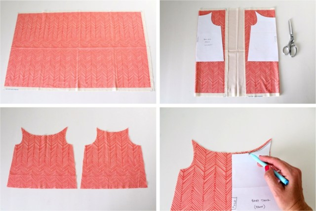 Tank Top Sewing Pattern Ba Tanks Made Everyday
