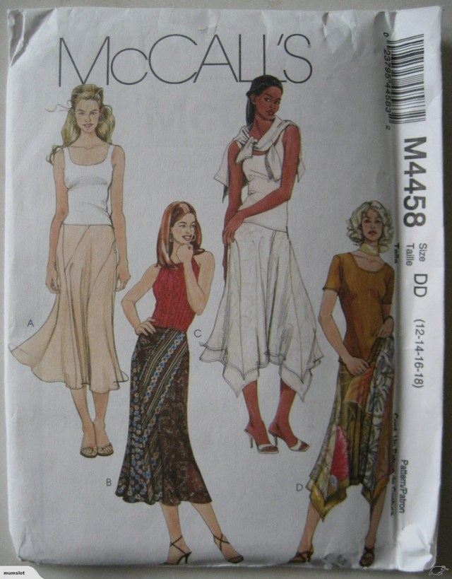 Trendy Sewing Patterns New Trendy Sewing Pattern Womens 4 Skirts 12 18 Trade Me