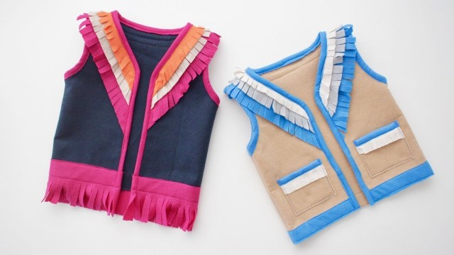 Vest Sewing Pattern How To Sew A Vest With Free Pattern Youtube