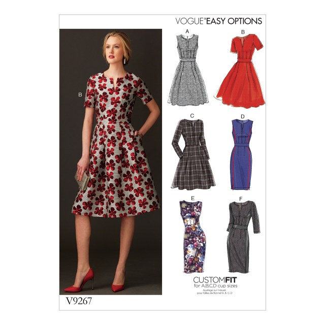 Vogue Sewing Patterns Vogue Patterns 9267