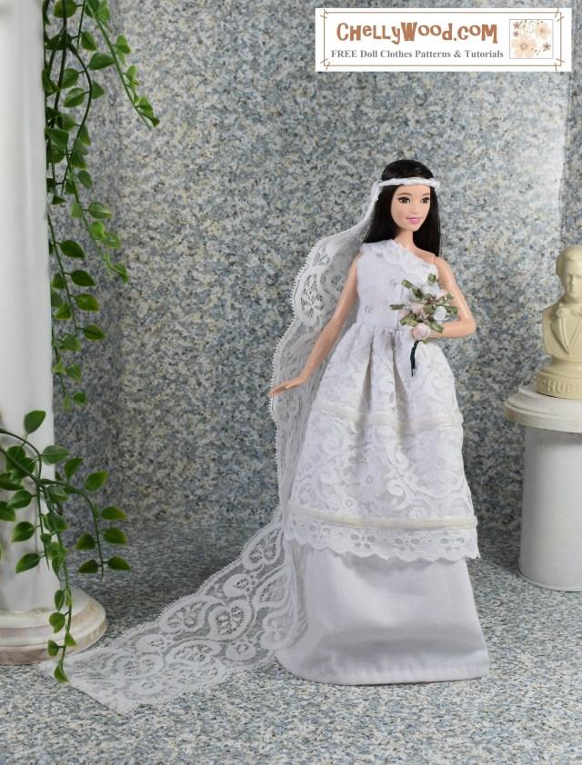 Wedding Dress Patterns To Sew Wedding Dress Patterns To Sew Barbie Patterns Chelly Wood