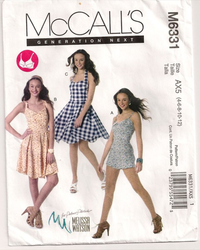 Womens Romper Sewing Pattern Mccalls 6331 Dress Romper Pattern Modern Wonder Women Costume