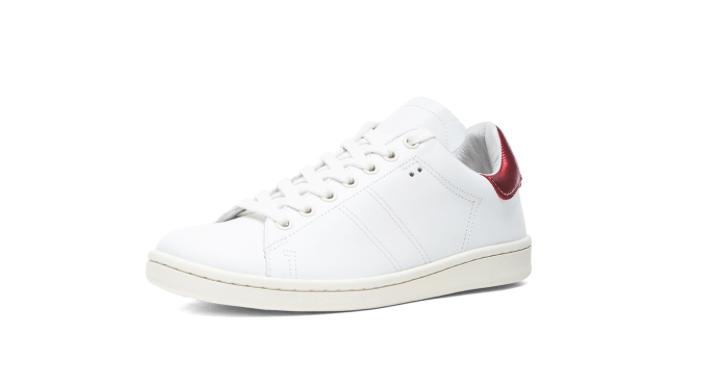 Isabel Marant Bart Sneakers in pelle