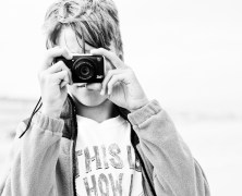 Teaching your kids photography