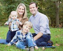 Family session at Chestnut Hill, Philadelphia