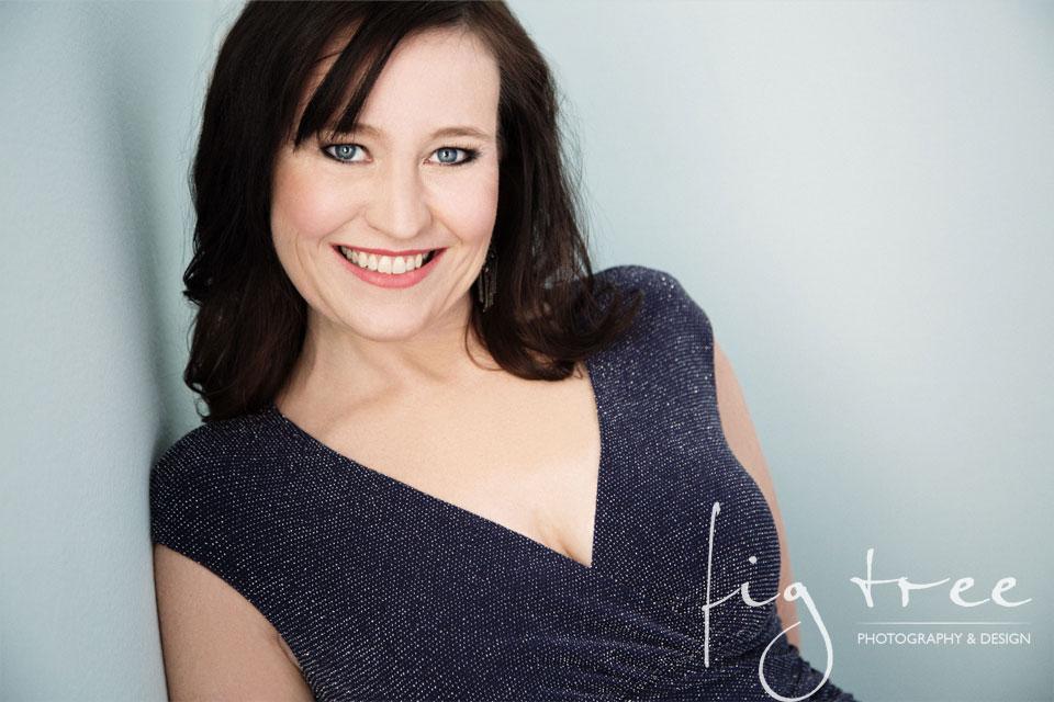 Sheila beauty portrait