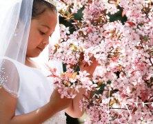 Nina's Holy Communion