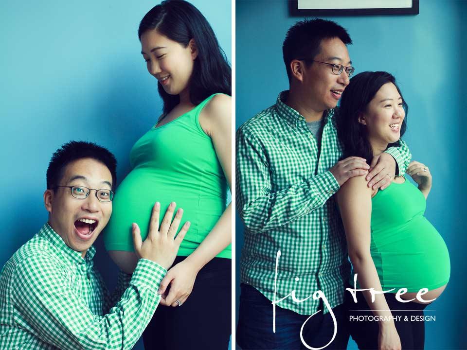 Philadelphia maternity session
