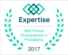 Awarded best portait photographer in Philadelphia