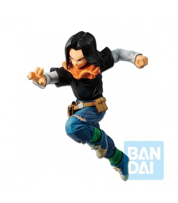 Eredeti Dragon Ball figurák - Android 17