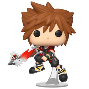 POP figure Disney Kingdom Hearts 3 Sora with Ultima Weapon